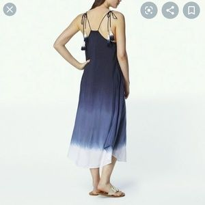 O'Neill | Strappy Dip Dye Maxi Dress